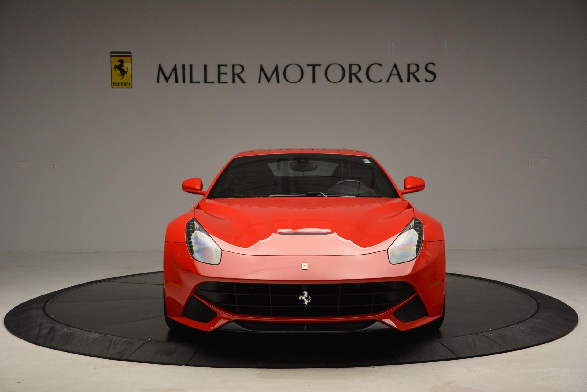 Used 2015 Ferrari F12 Berlinetta  For Sale In Westport, CT 2717_p12