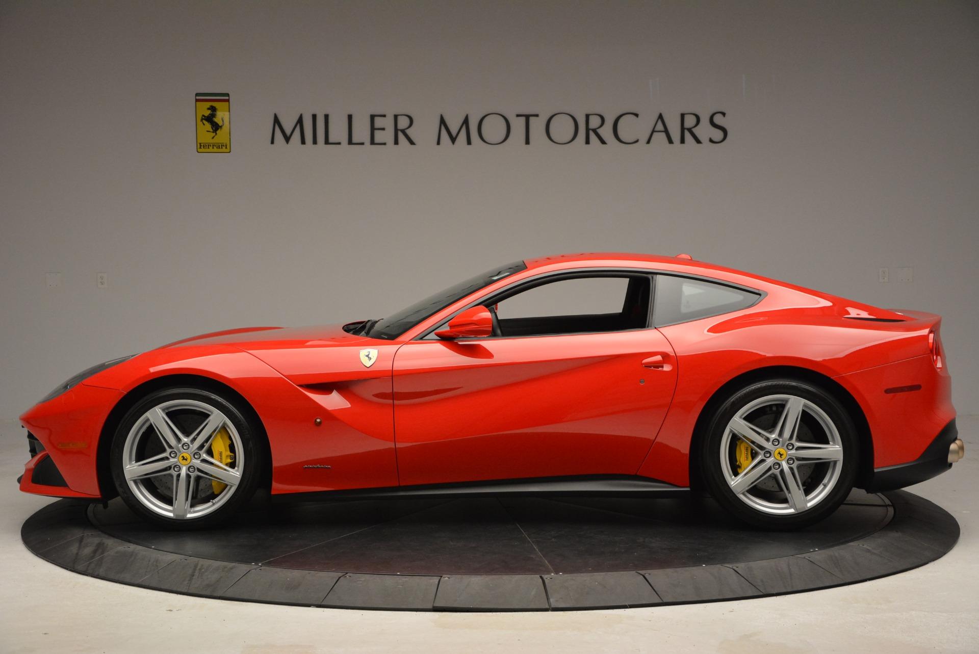 Used 2015 Ferrari F12 Berlinetta  For Sale In Westport, CT 2717_p3