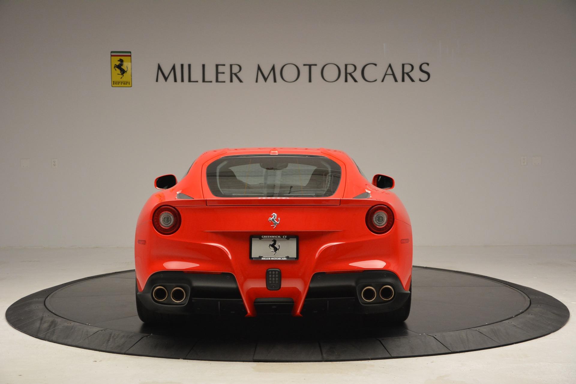 Used 2015 Ferrari F12 Berlinetta  For Sale In Westport, CT 2717_p6