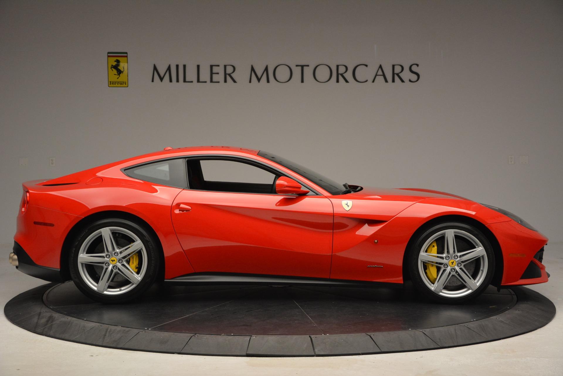 Used 2015 Ferrari F12 Berlinetta  For Sale In Westport, CT 2717_p9