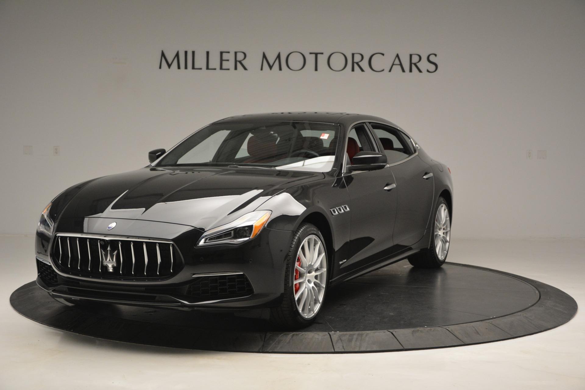 New 2019 Maserati Quattroporte S Q4 GranLusso For Sale In Westport, CT 2718_main