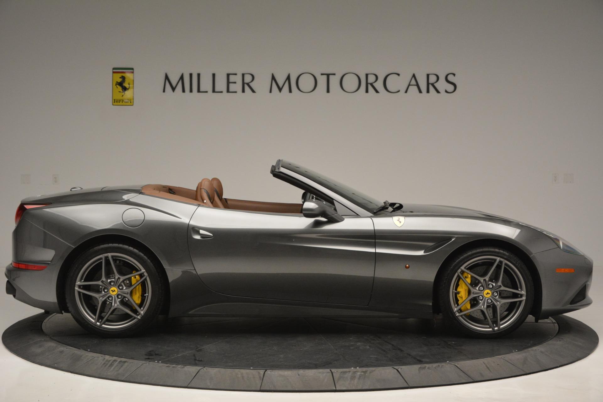 Used 2016 Ferrari California T Handling Speciale For Sale In Westport, CT 2721_p9