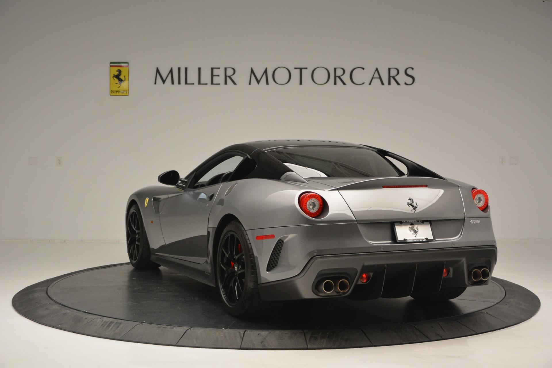 Used 2011 Ferrari 599 GTO  For Sale In Westport, CT 2724_p5