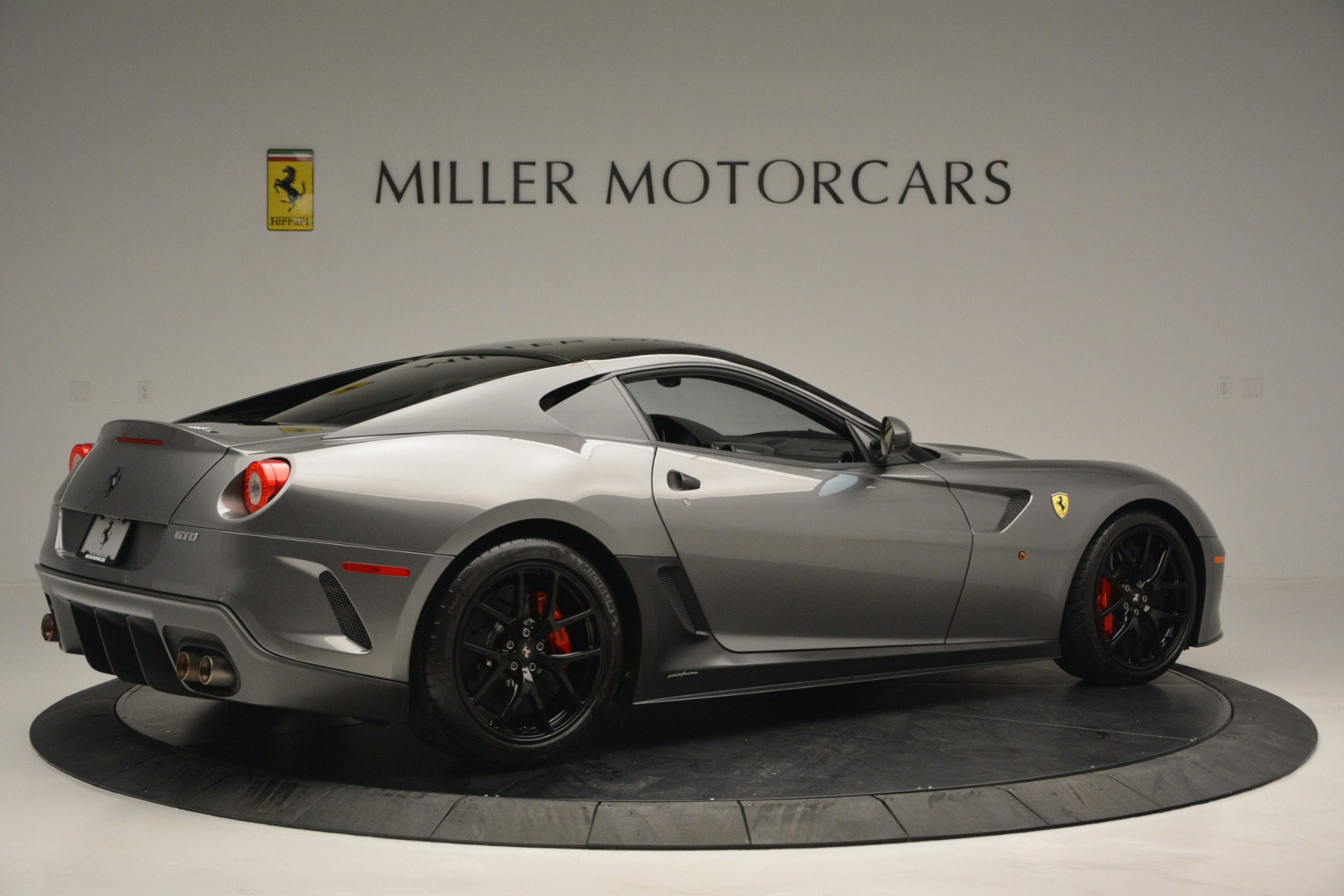 Used 2011 Ferrari 599 GTO  For Sale In Westport, CT 2724_p8