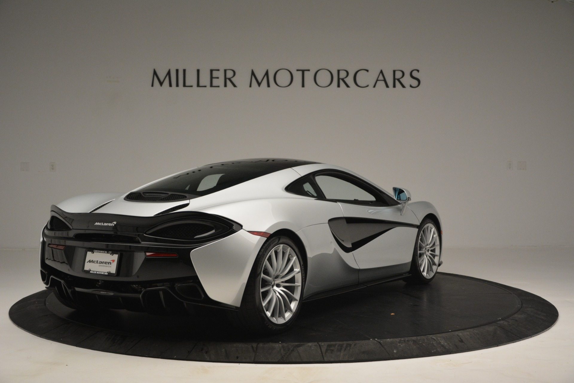 New 2019 McLaren 570GT Coupe For Sale In Westport, CT 2725_p7