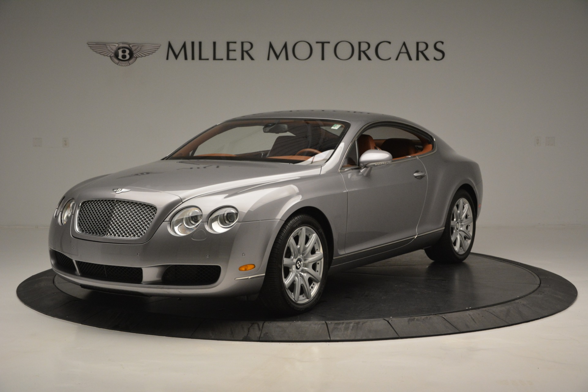 Used 2005 Bentley Continental GT GT Turbo For Sale In Westport, CT 2726_main