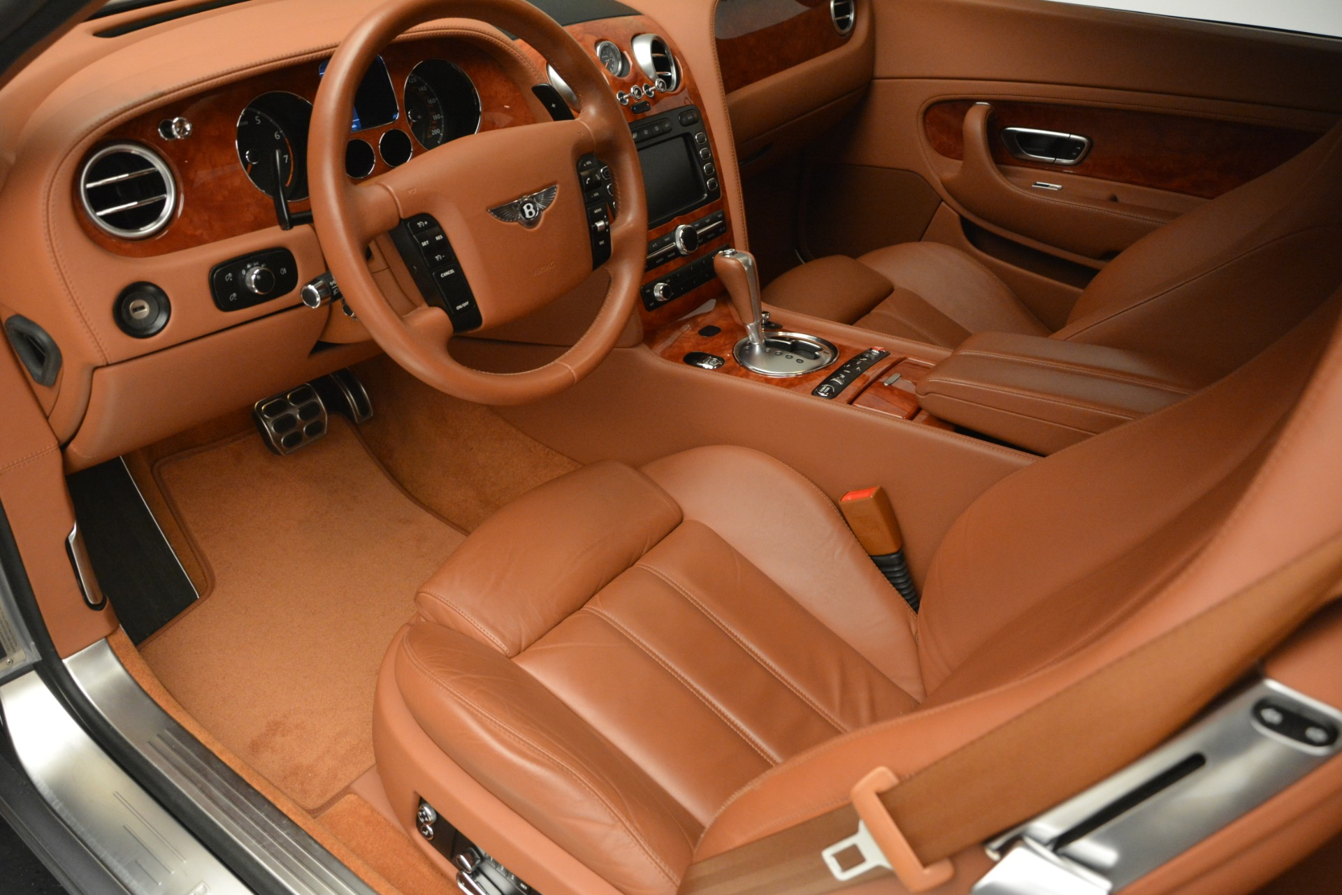 Used 2005 Bentley Continental GT GT Turbo For Sale In Westport, CT 2726_p17
