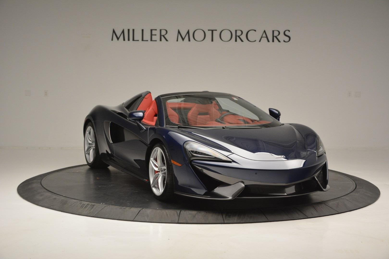 New 2019 McLaren 570S Spider Convertible For Sale In Westport, CT 2727_p11