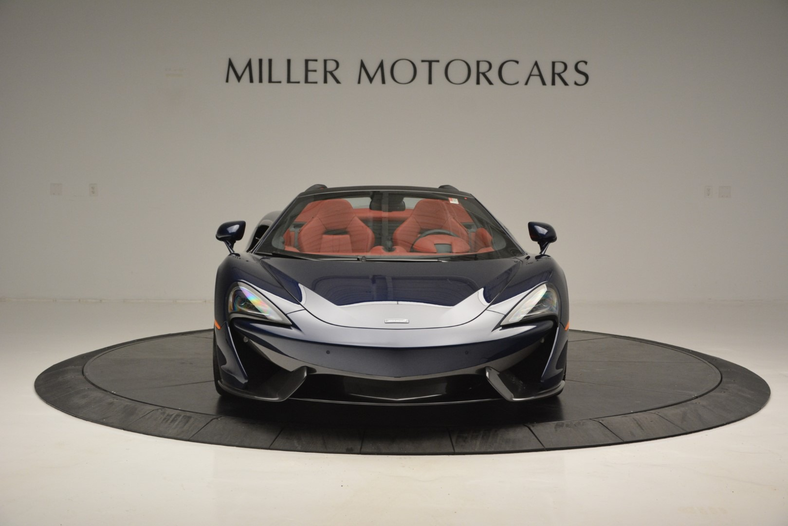 New 2019 McLaren 570S Spider Convertible For Sale In Westport, CT 2727_p12