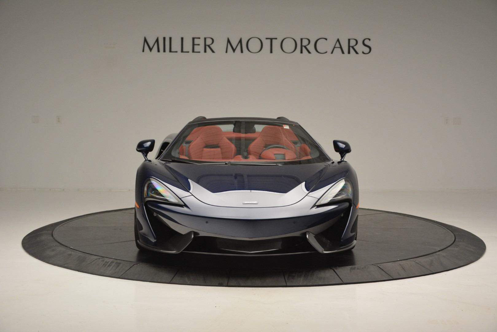 New 2019 McLaren 570S Spider Convertible For Sale In Westport, CT 2727_p12