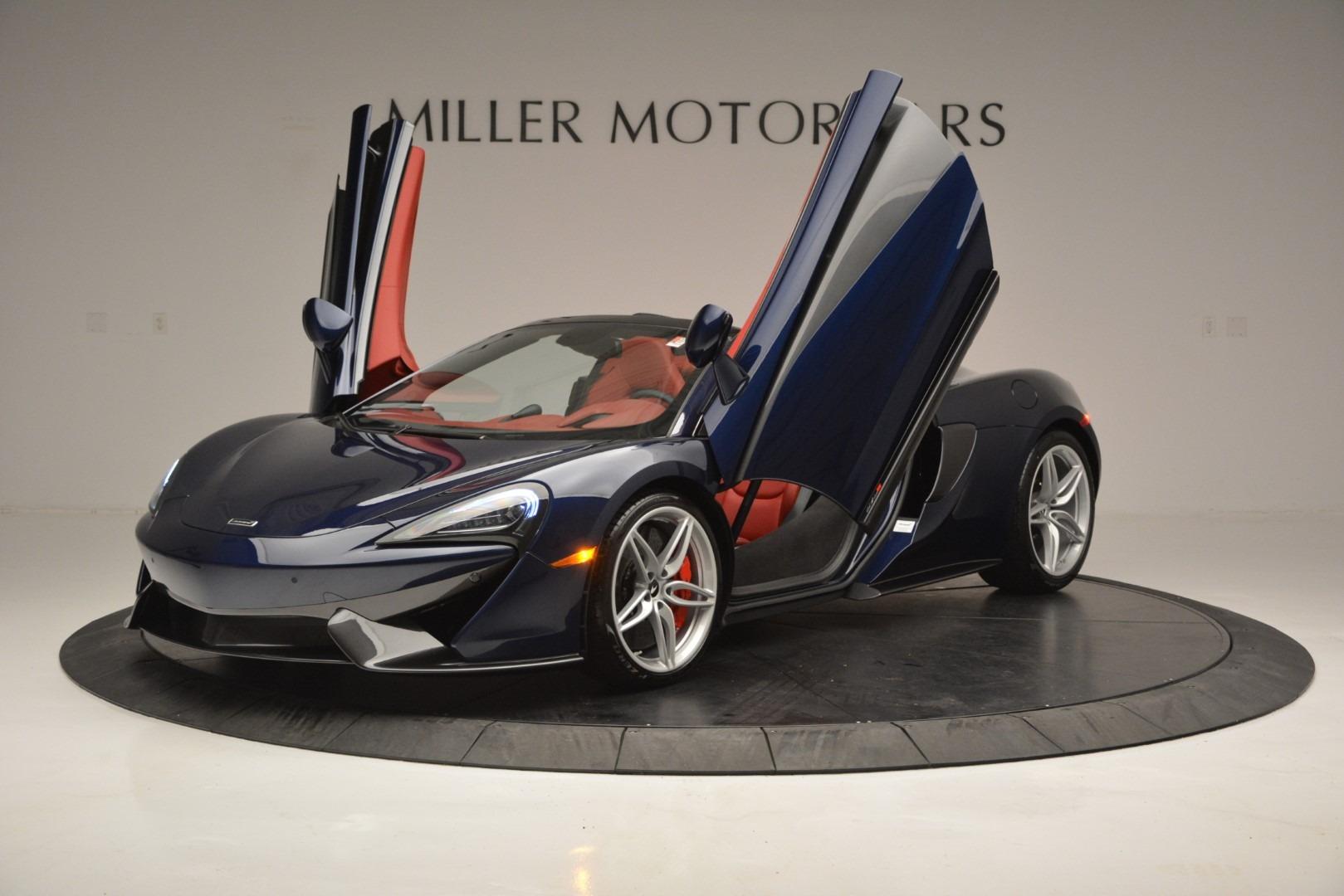 New 2019 McLaren 570S Spider Convertible For Sale In Westport, CT 2727_p14