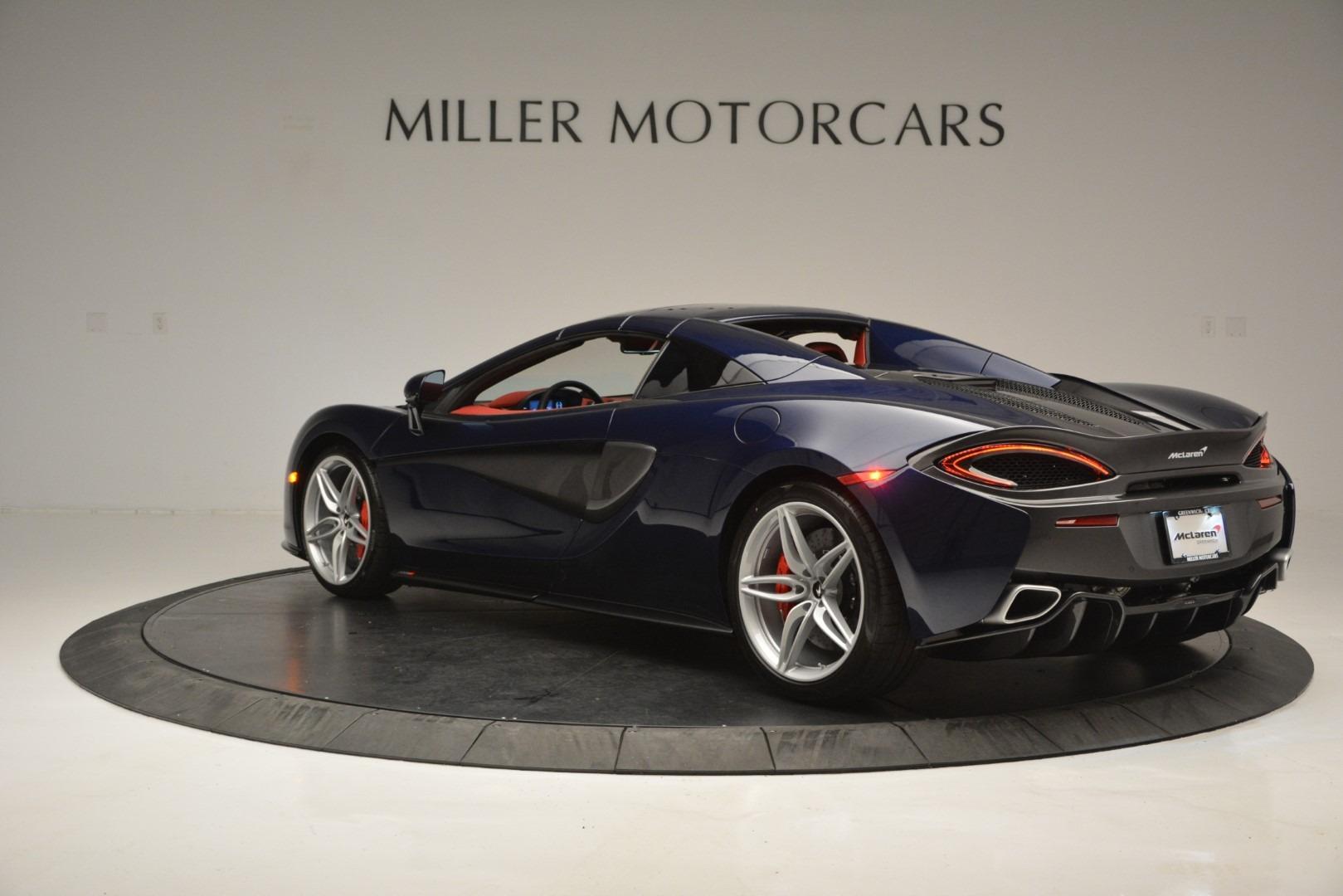 New 2019 McLaren 570S Spider Convertible For Sale In Westport, CT 2727_p17