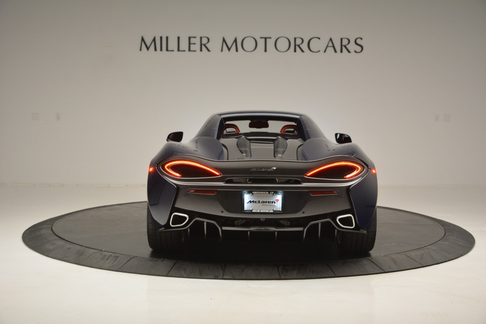 New 2019 McLaren 570S Spider Convertible For Sale In Westport, CT 2727_p18