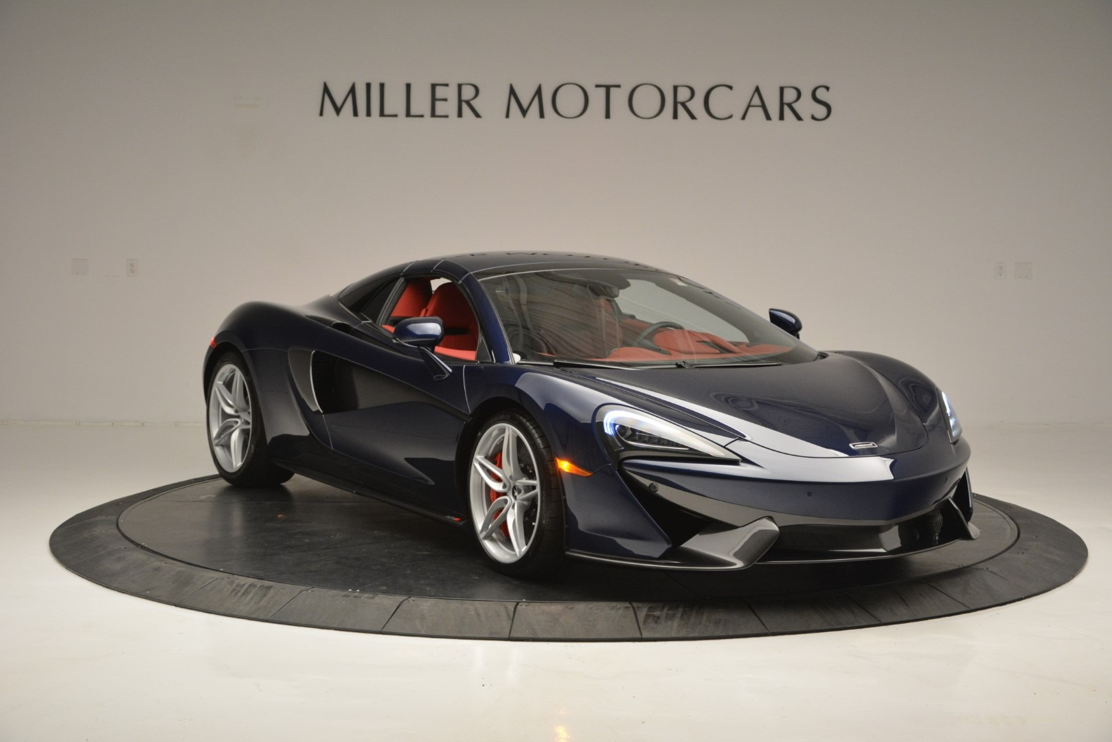 New 2019 McLaren 570S Spider Convertible For Sale In Westport, CT 2727_p21