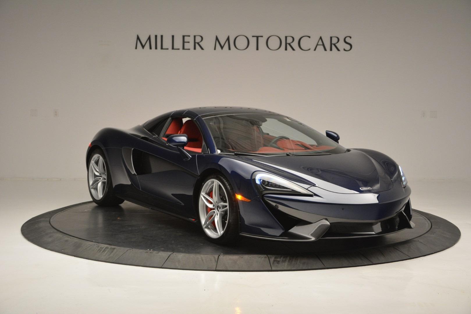 New 2019 McLaren 570S Spider Convertible For Sale In Westport, CT 2727_p21