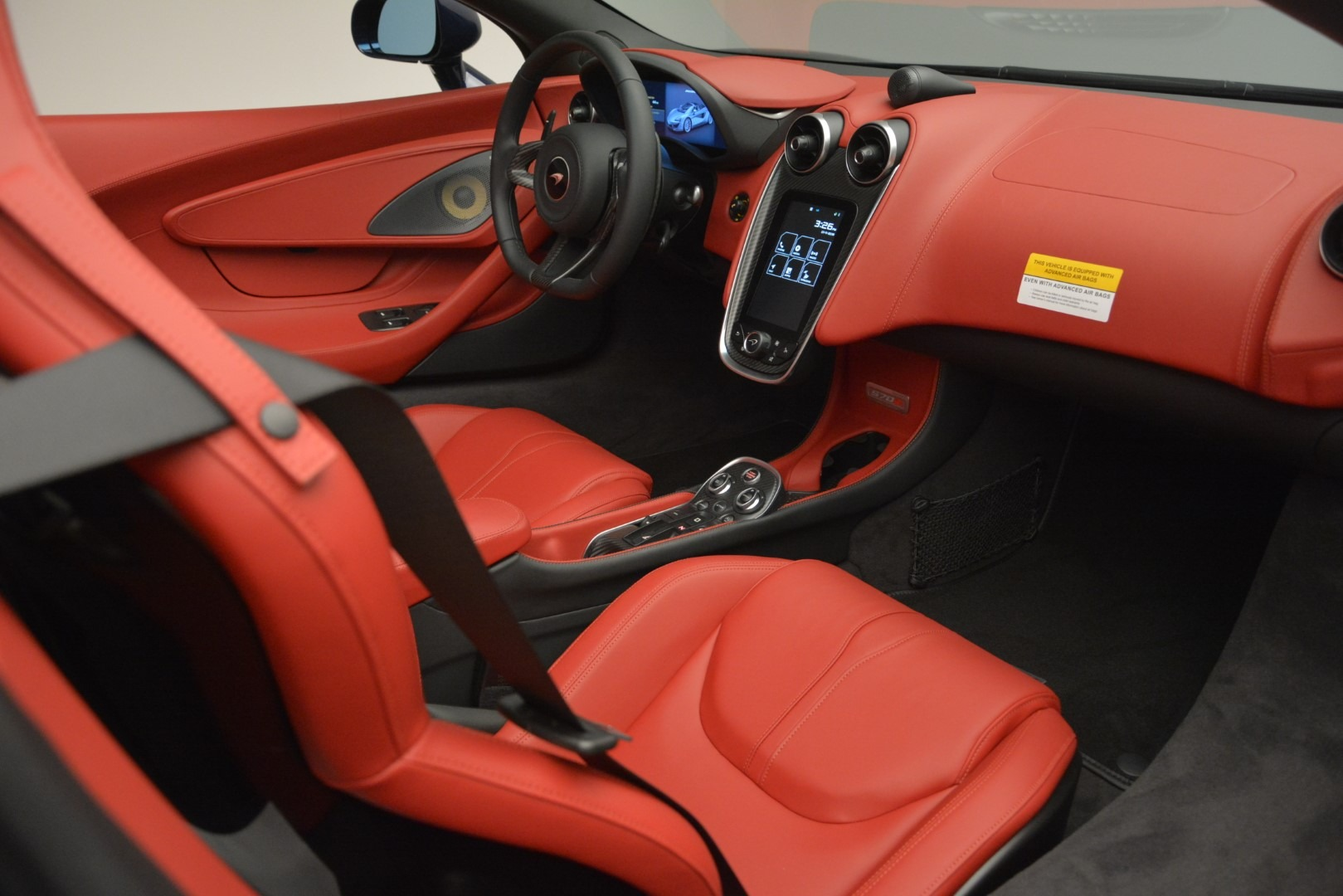 New 2019 McLaren 570S Spider Convertible For Sale In Westport, CT 2727_p26