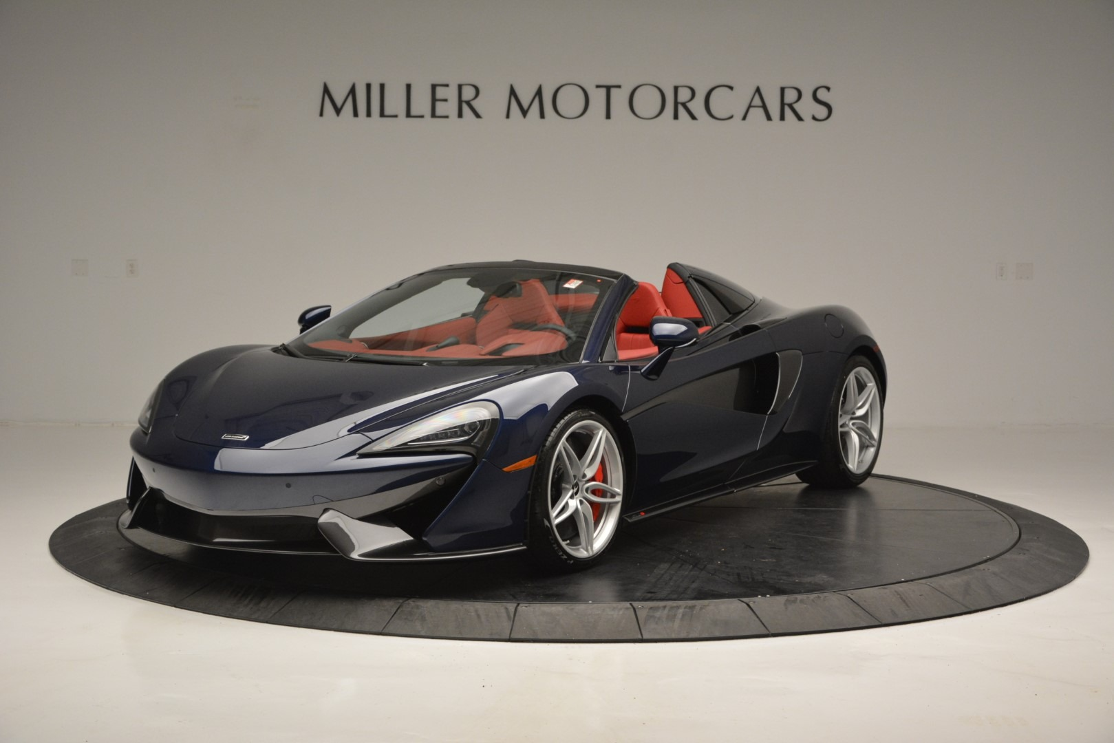New 2019 McLaren 570S Spider Convertible For Sale In Westport, CT 2727_p2