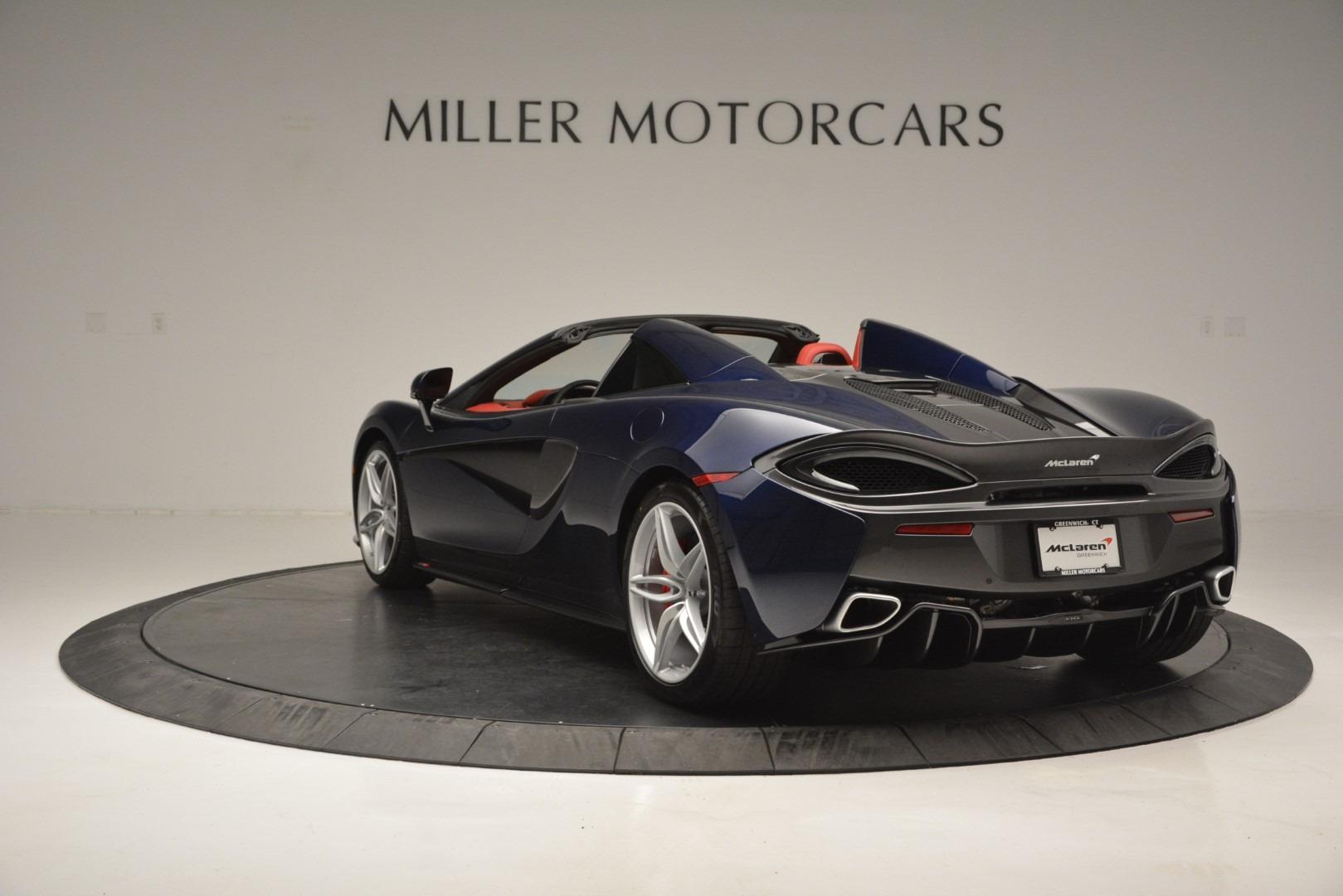 New 2019 McLaren 570S Spider Convertible For Sale In Westport, CT 2727_p5