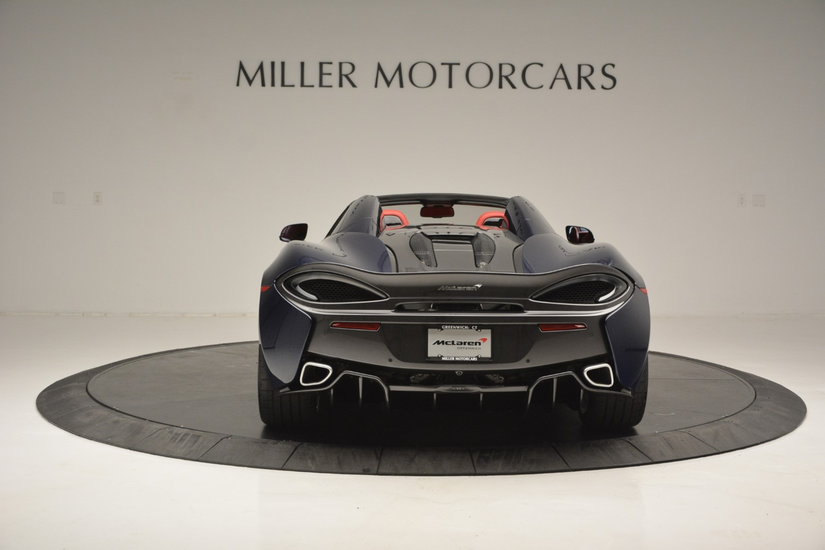 New 2019 McLaren 570S Spider Convertible For Sale In Westport, CT 2727_p6