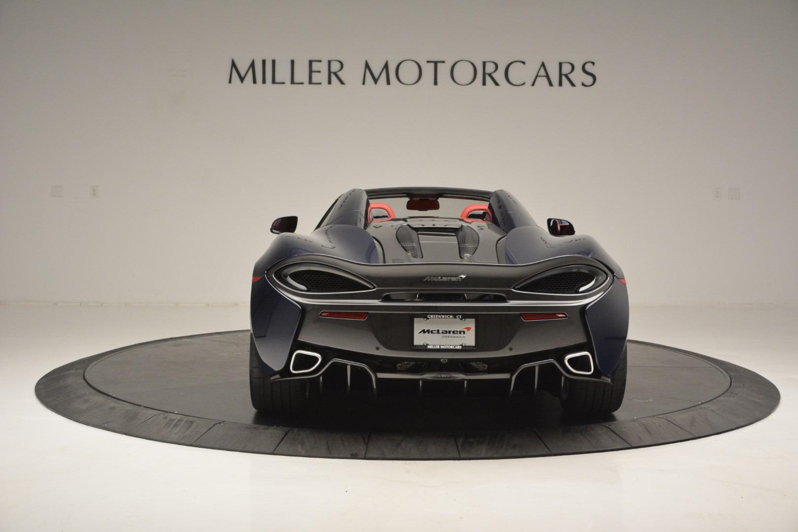 New 2019 McLaren 570S Spider Convertible For Sale In Westport, CT 2727_p6