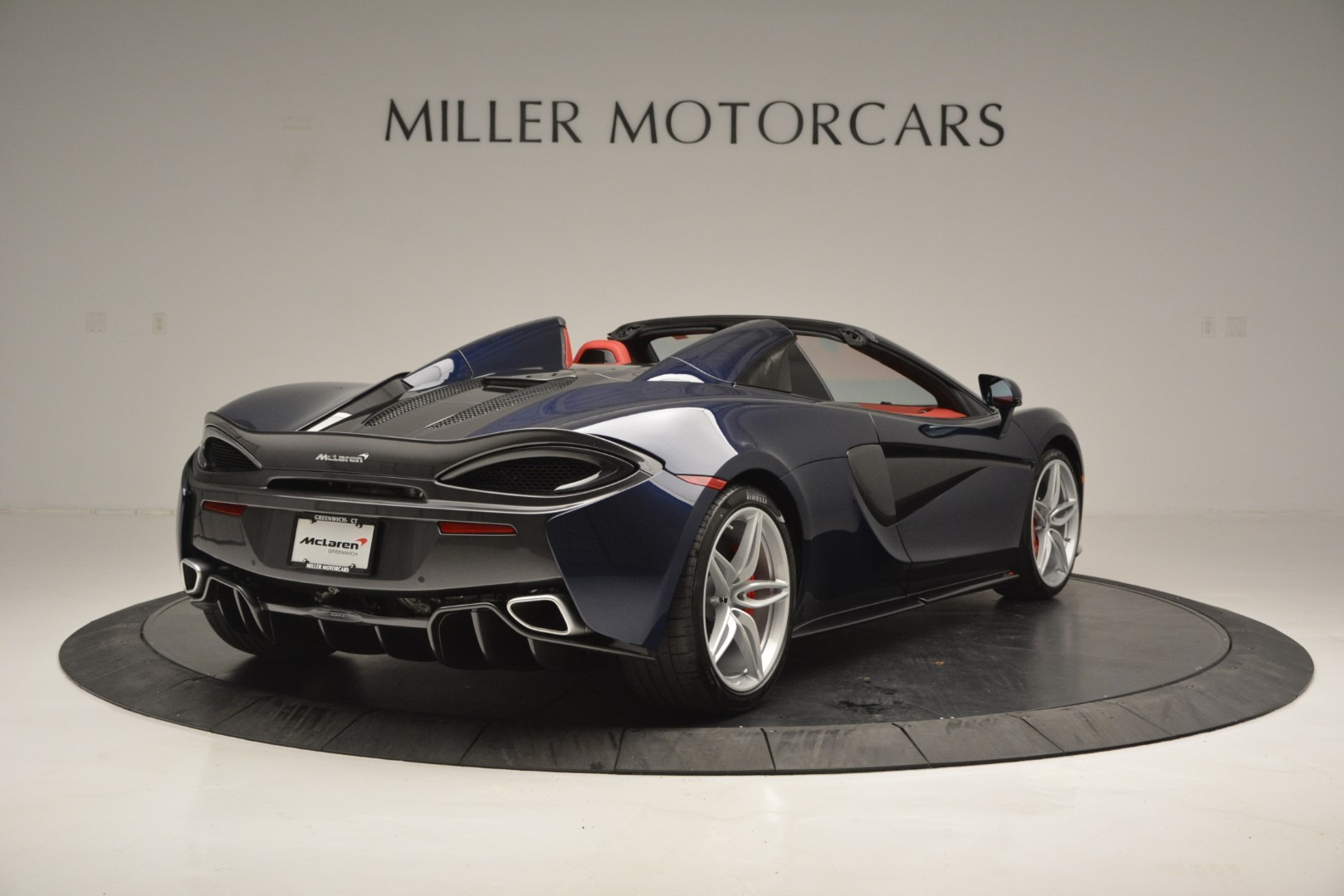 New 2019 McLaren 570S Spider Convertible For Sale In Westport, CT 2727_p7