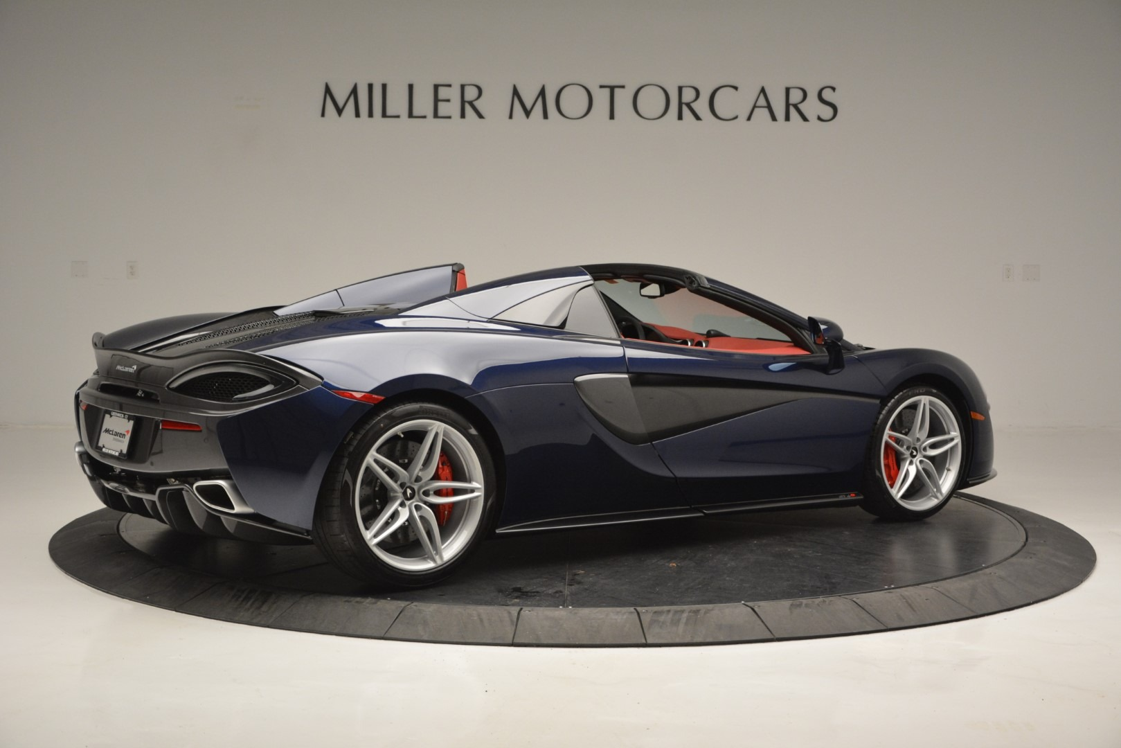 New 2019 McLaren 570S Spider Convertible For Sale In Westport, CT 2727_p8