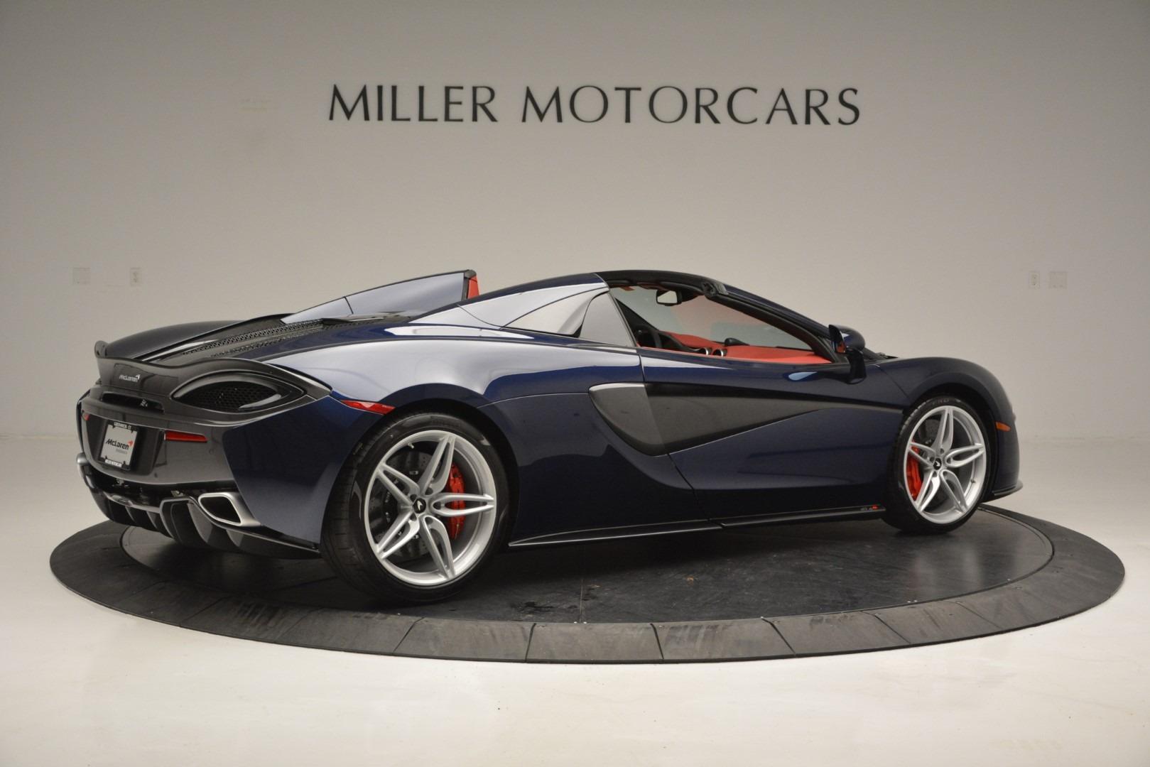 New 2019 McLaren 570S Spider Convertible For Sale In Westport, CT 2727_p8