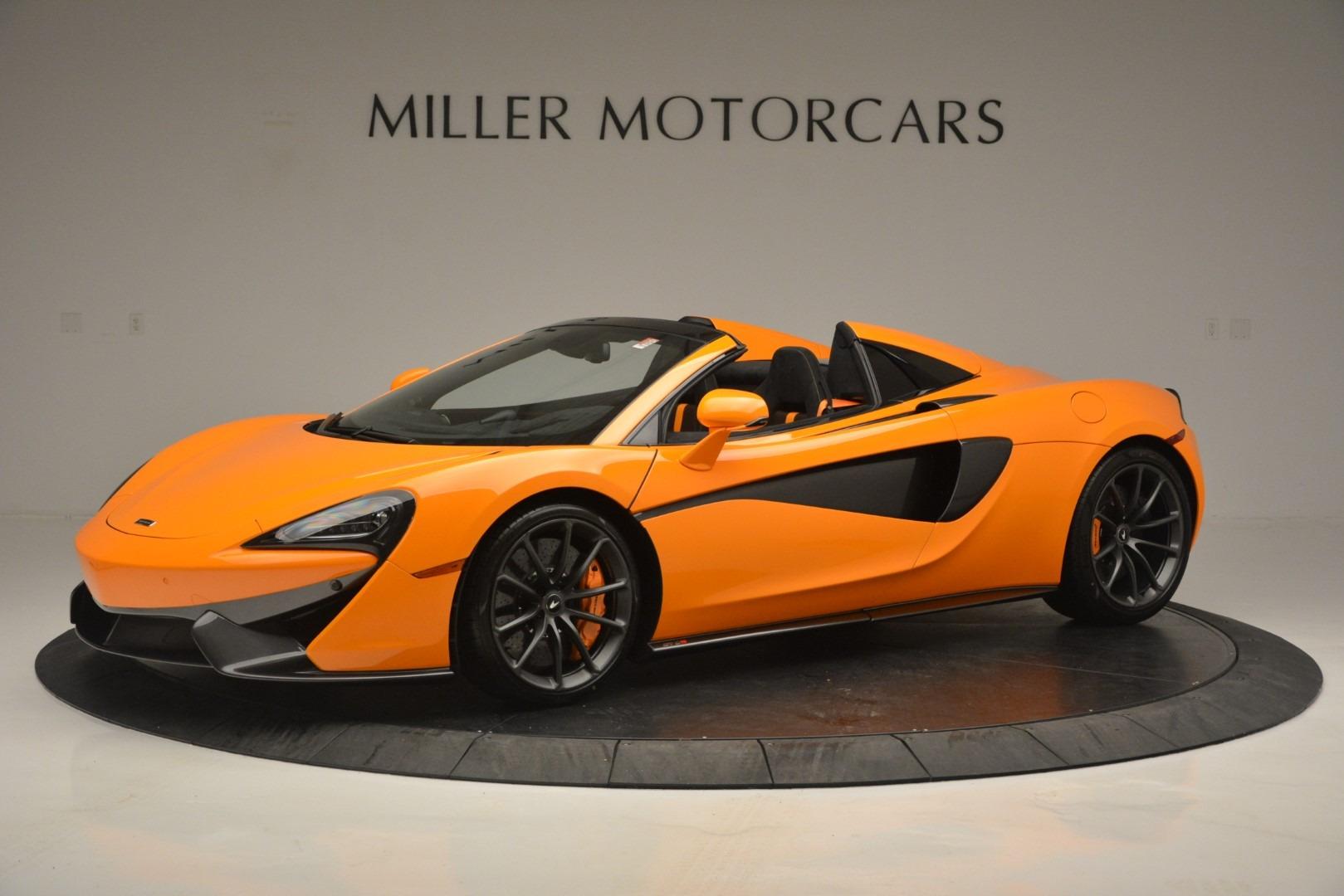New 2019 McLaren 570S Convertible For Sale In Westport, CT 2728_main