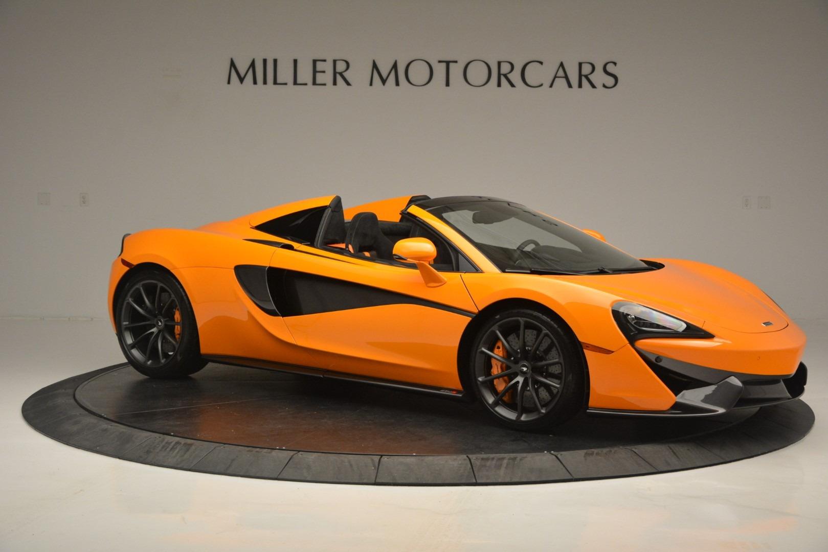 New 2019 McLaren 570S Convertible For Sale In Westport, CT 2728_p10