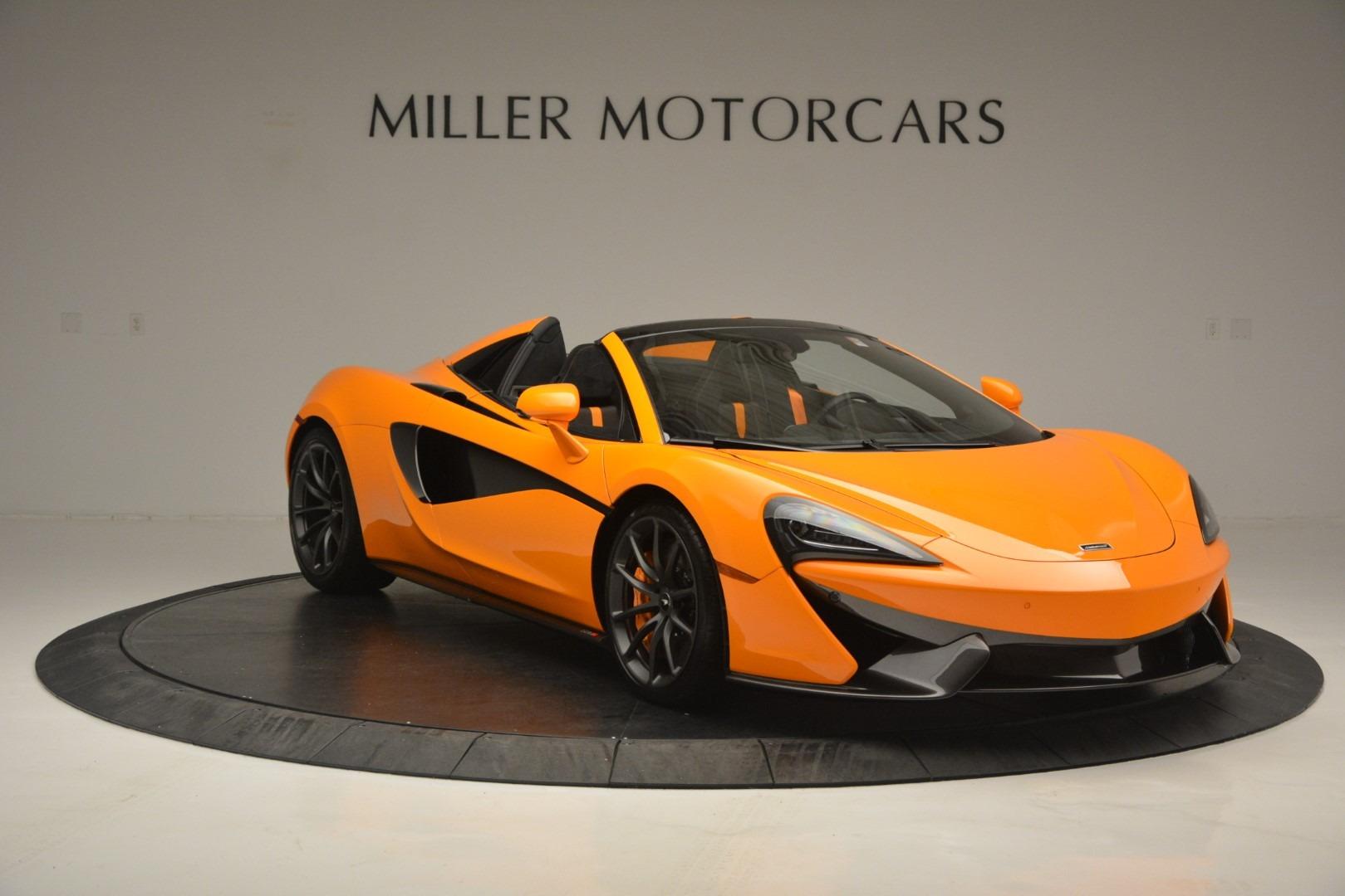 New 2019 McLaren 570S Convertible For Sale In Westport, CT 2728_p11