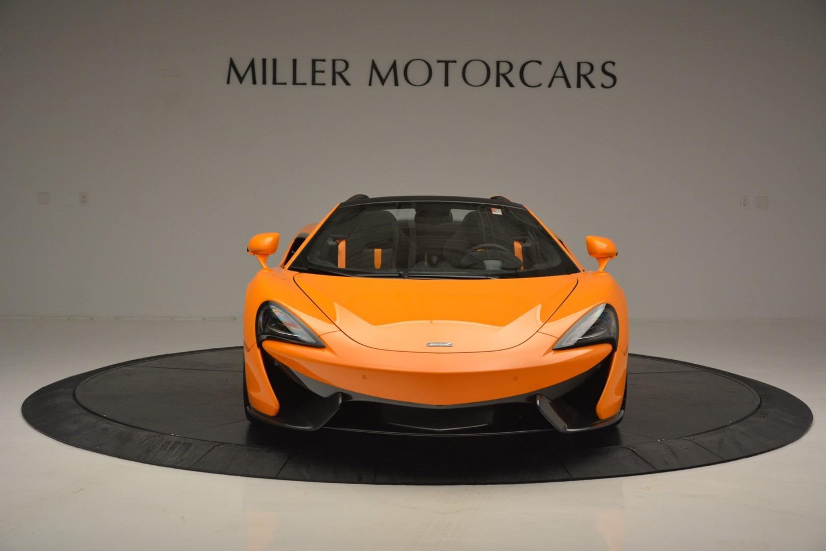 New 2019 McLaren 570S Convertible For Sale In Westport, CT 2728_p12