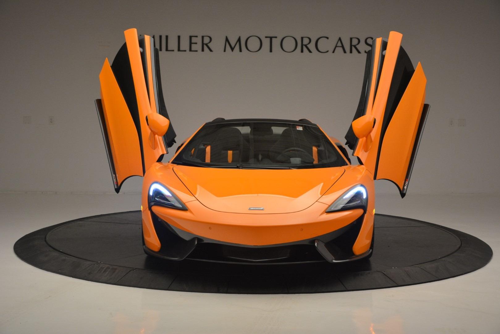 New 2019 McLaren 570S Convertible For Sale In Westport, CT 2728_p13