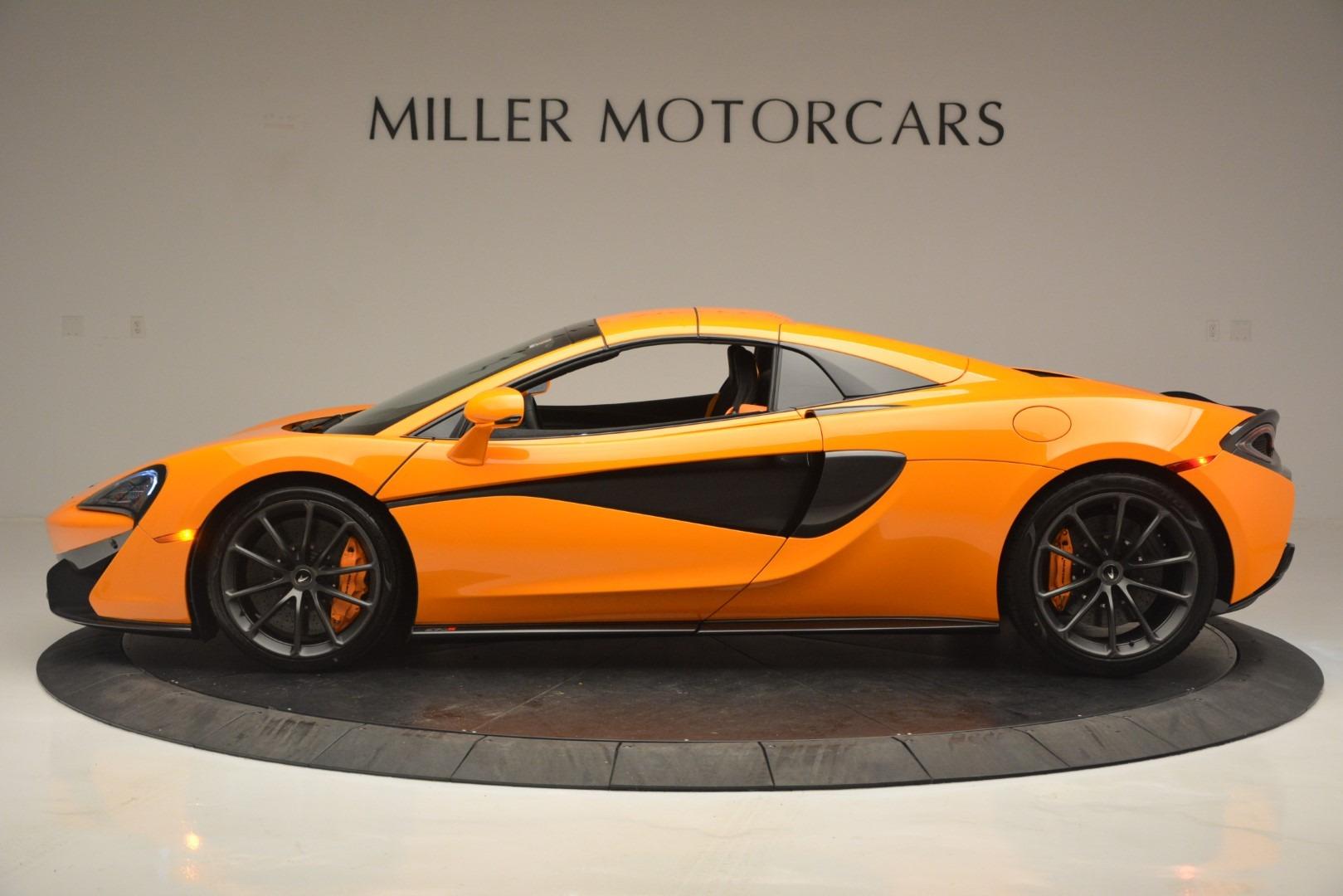 New 2019 McLaren 570S Convertible For Sale In Westport, CT 2728_p16