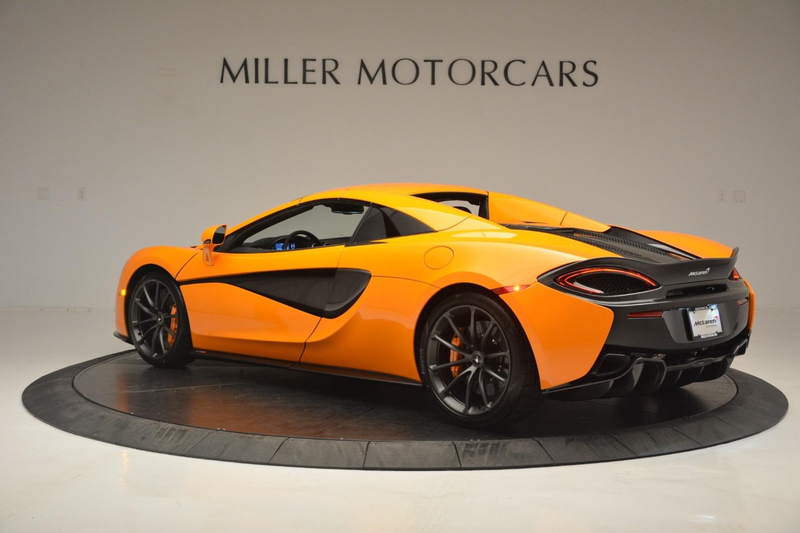 New 2019 McLaren 570S Convertible For Sale In Westport, CT 2728_p17