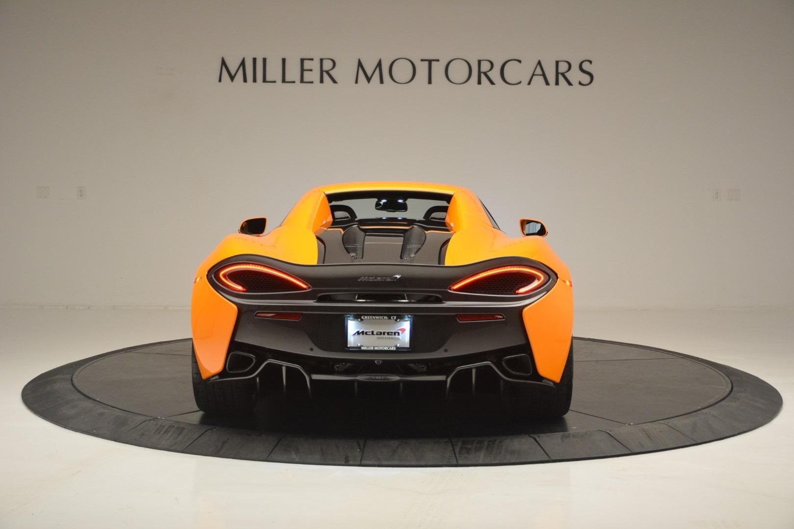 New 2019 McLaren 570S Convertible For Sale In Westport, CT 2728_p18