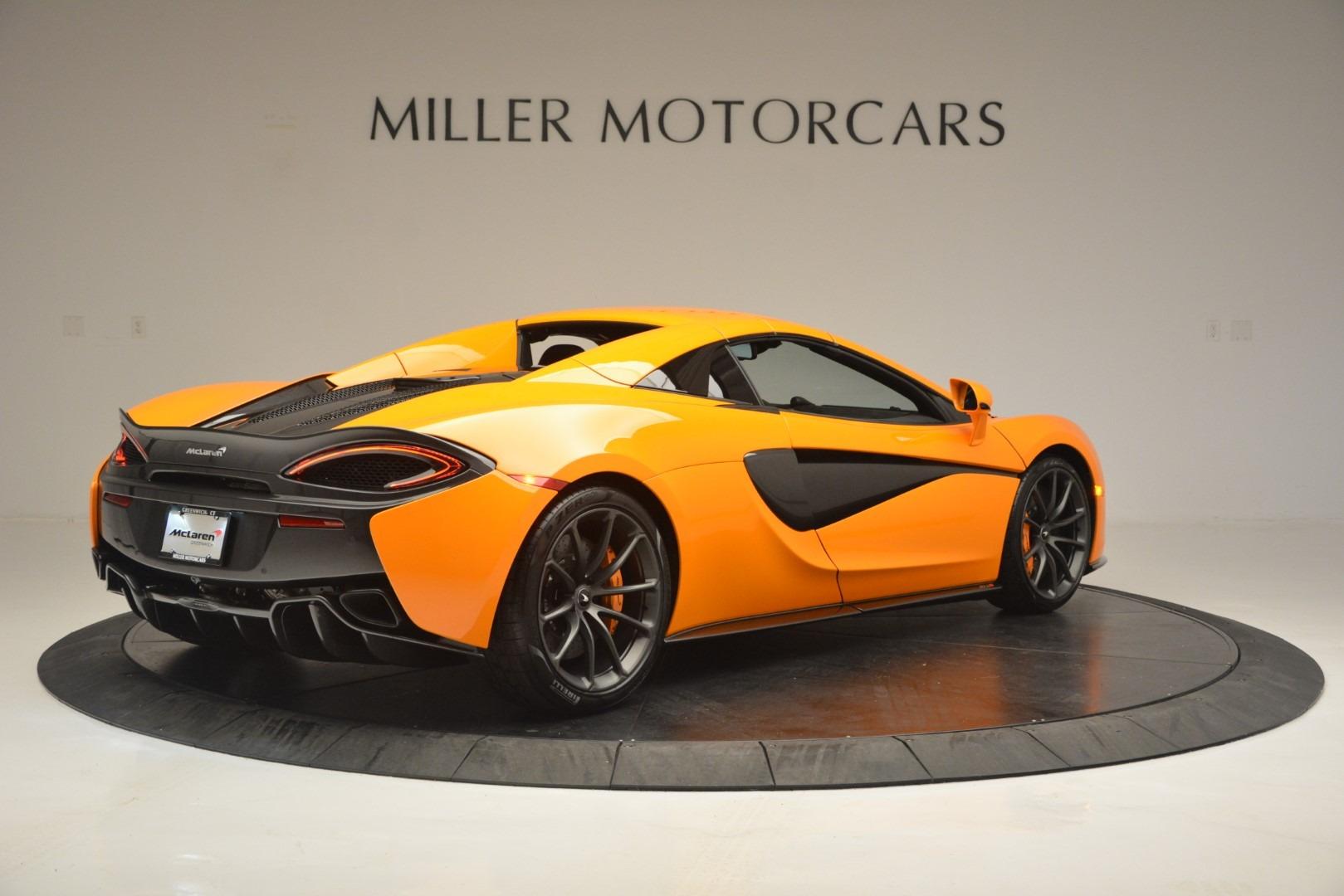 New 2019 McLaren 570S Convertible For Sale In Westport, CT 2728_p19