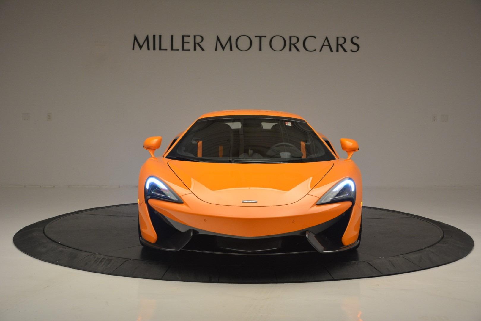 New 2019 McLaren 570S Convertible For Sale In Westport, CT 2728_p22