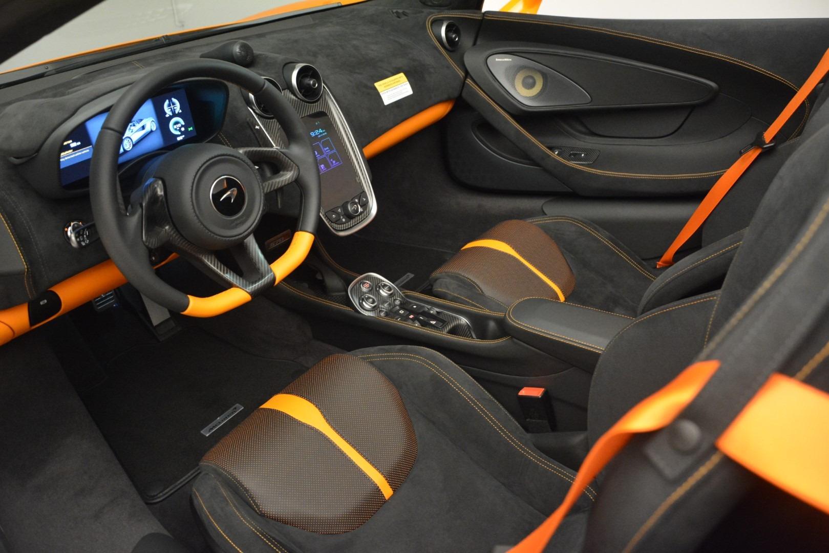New 2019 McLaren 570S Convertible For Sale In Westport, CT 2728_p23