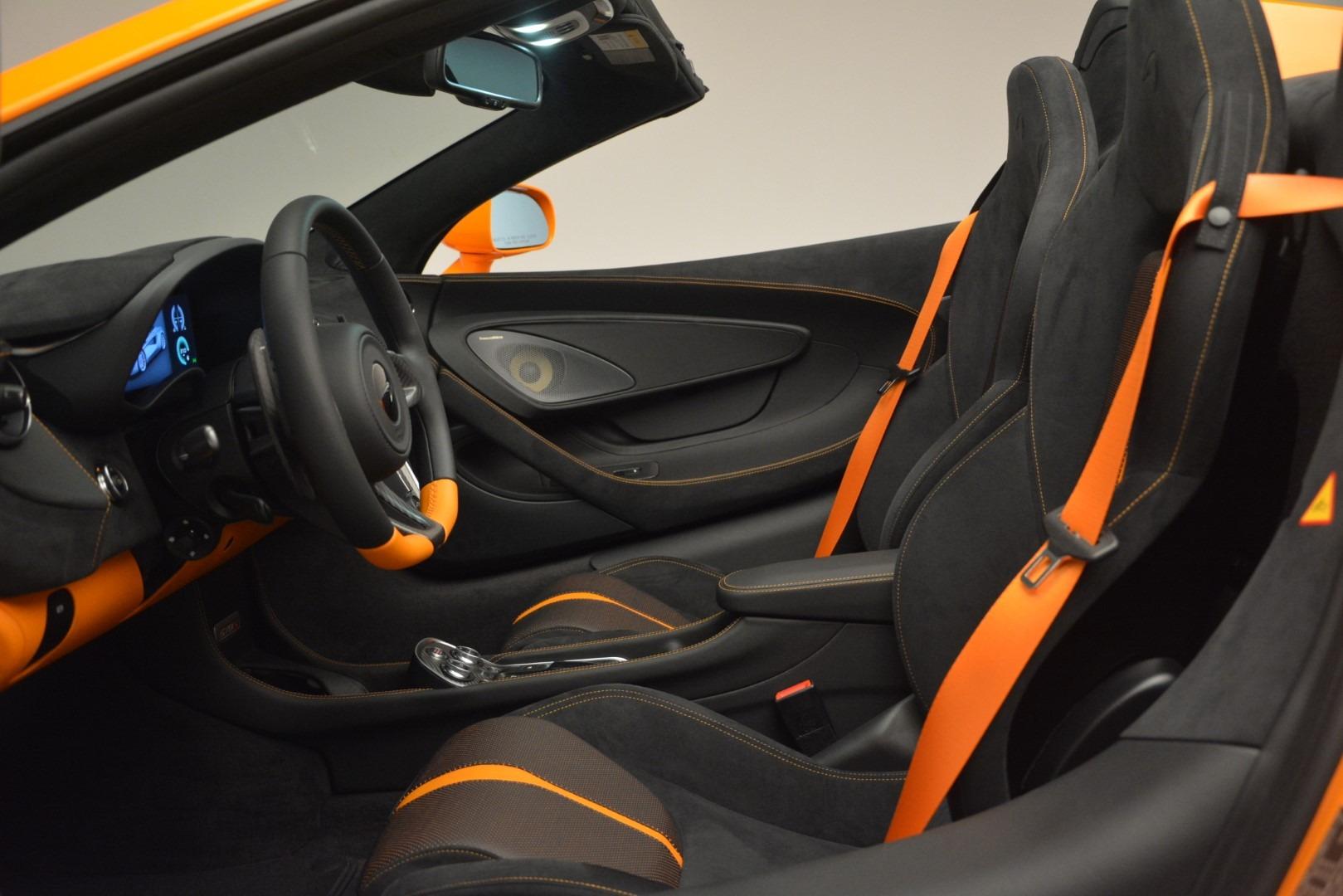 New 2019 McLaren 570S Convertible For Sale In Westport, CT 2728_p24