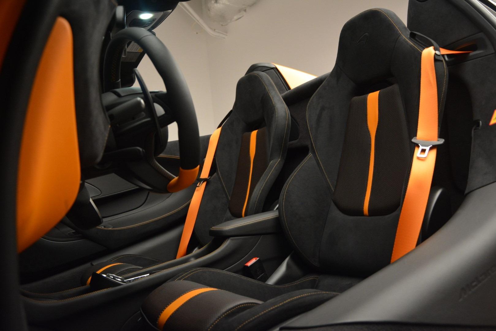 New 2019 McLaren 570S Convertible For Sale In Westport, CT 2728_p25
