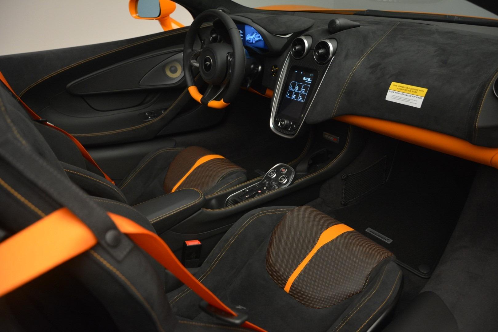 New 2019 McLaren 570S Convertible For Sale In Westport, CT 2728_p26