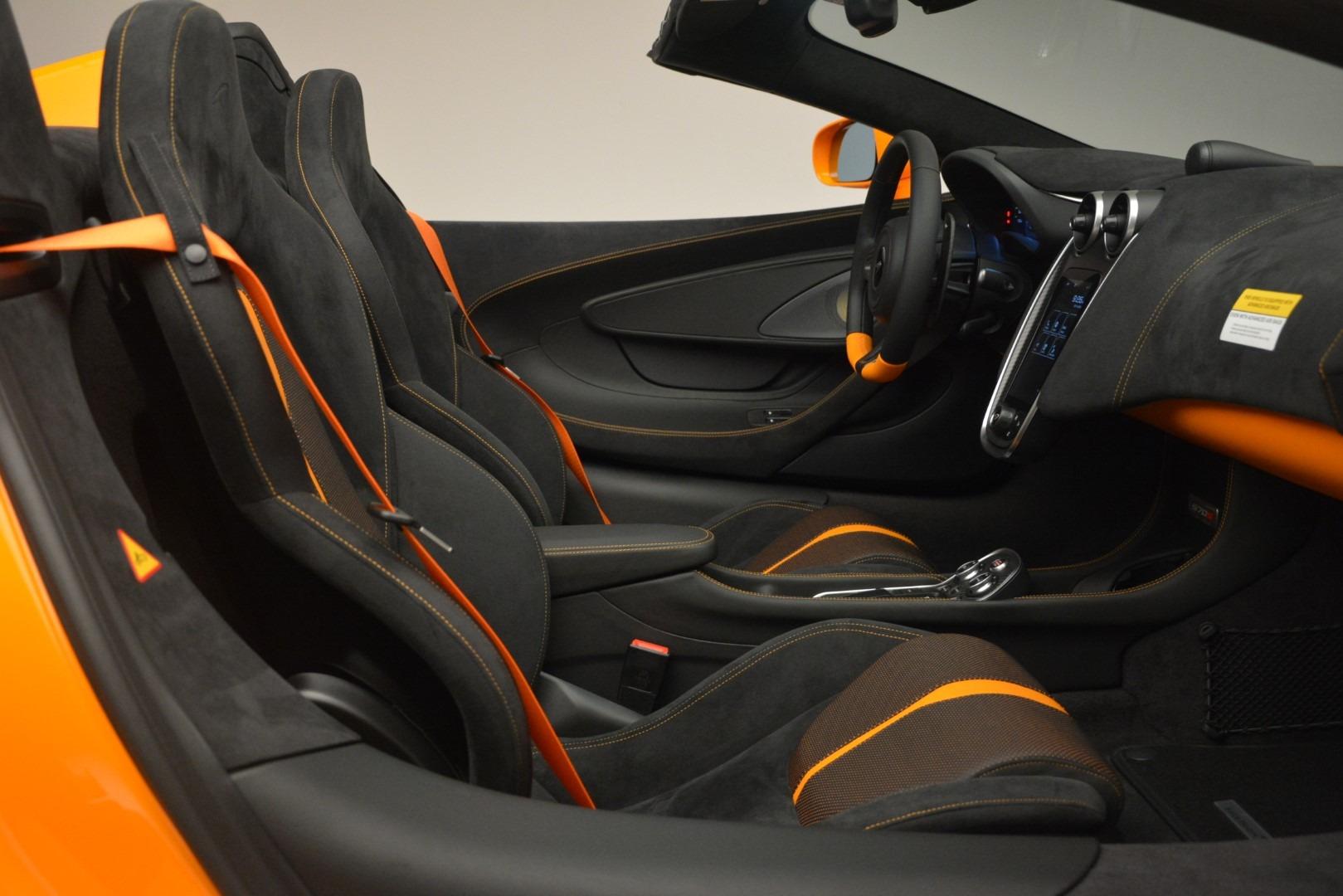 New 2019 McLaren 570S Convertible For Sale In Westport, CT 2728_p27