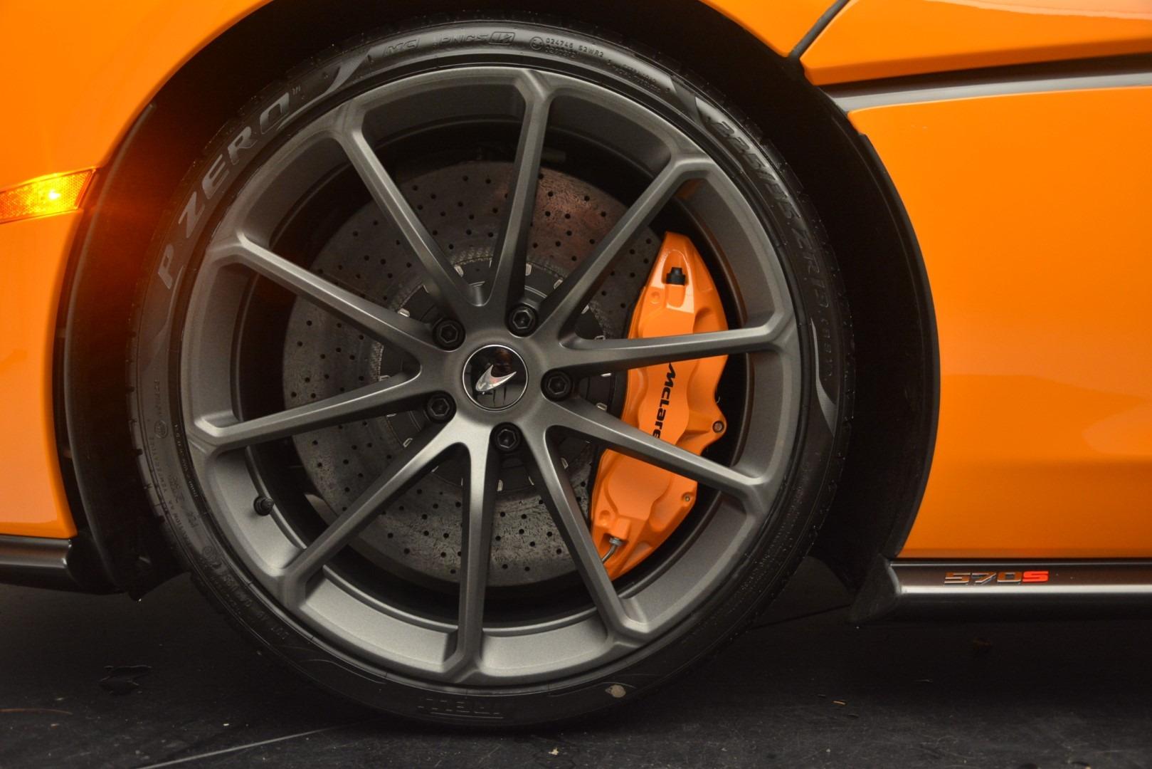 New 2019 McLaren 570S Convertible For Sale In Westport, CT 2728_p29