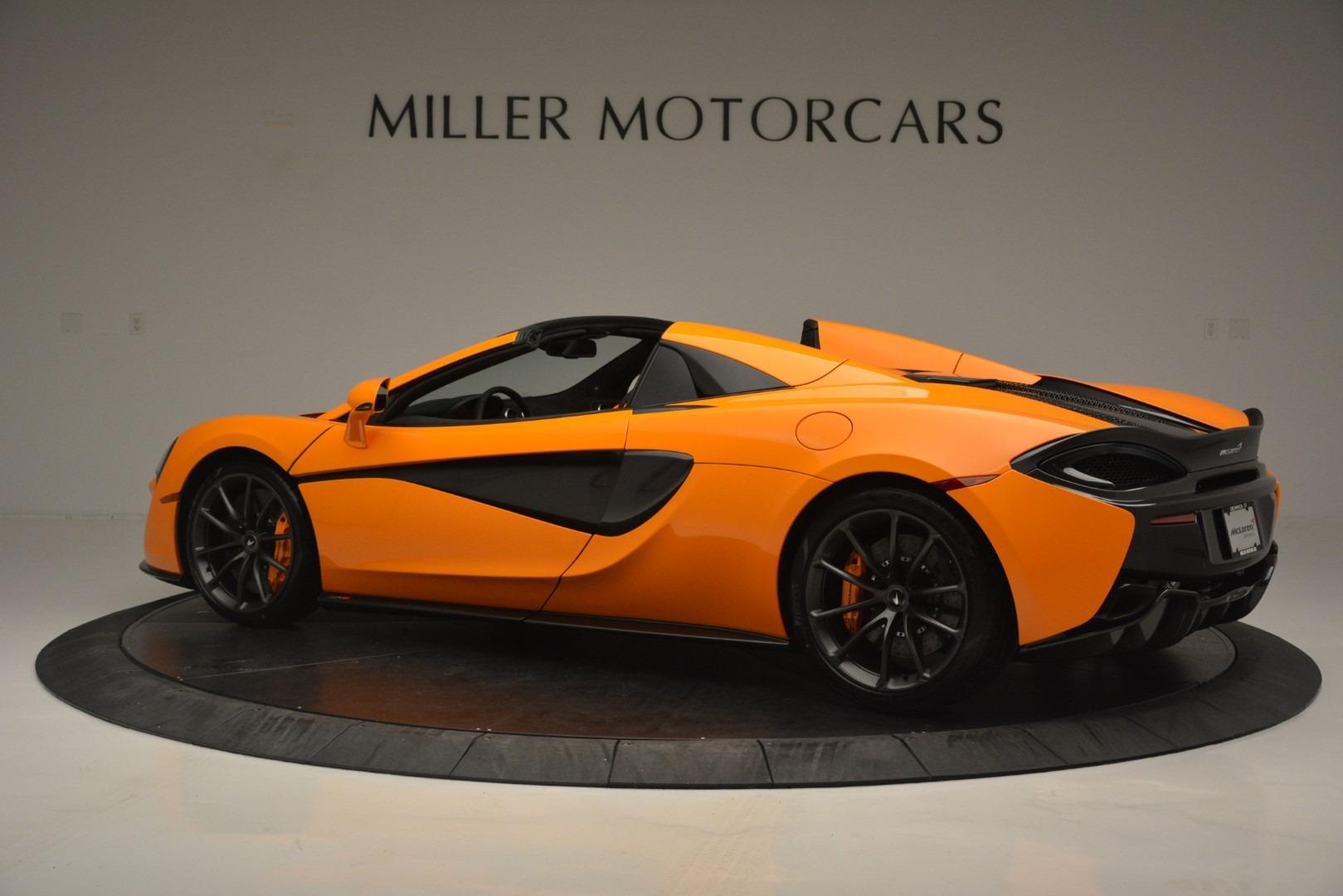 New 2019 McLaren 570S Convertible For Sale In Westport, CT 2728_p4