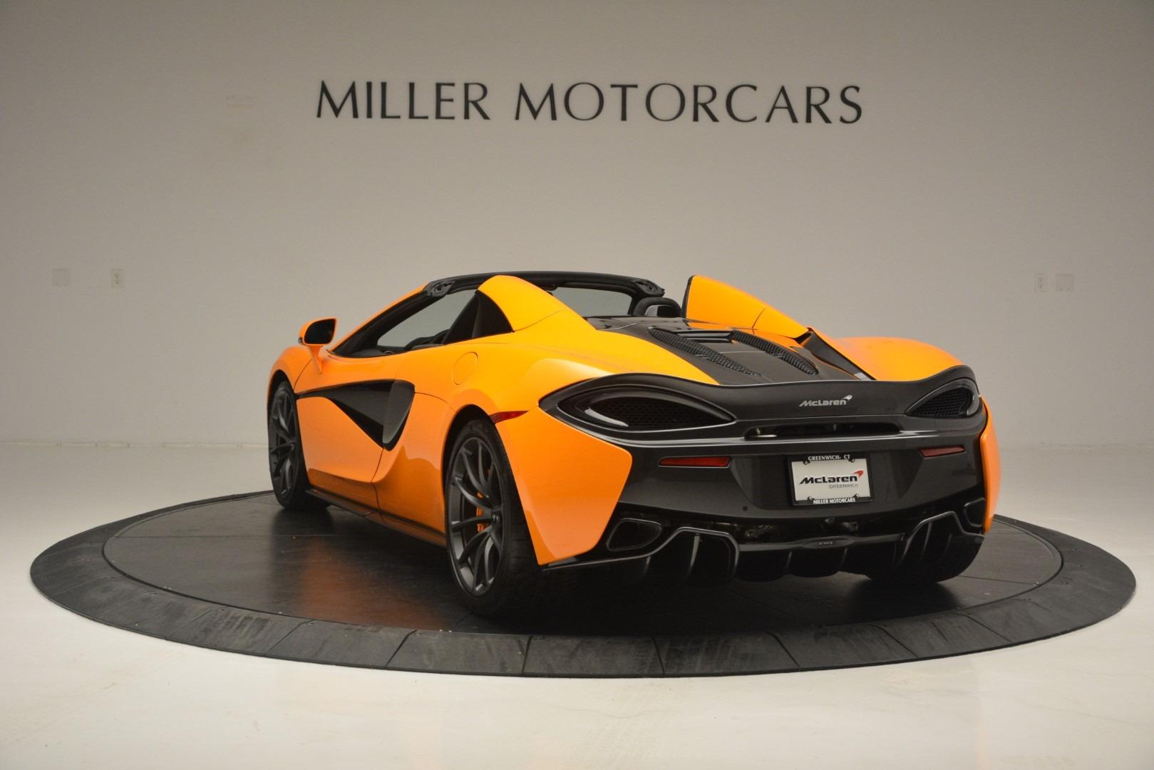 New 2019 McLaren 570S Convertible For Sale In Westport, CT 2728_p5