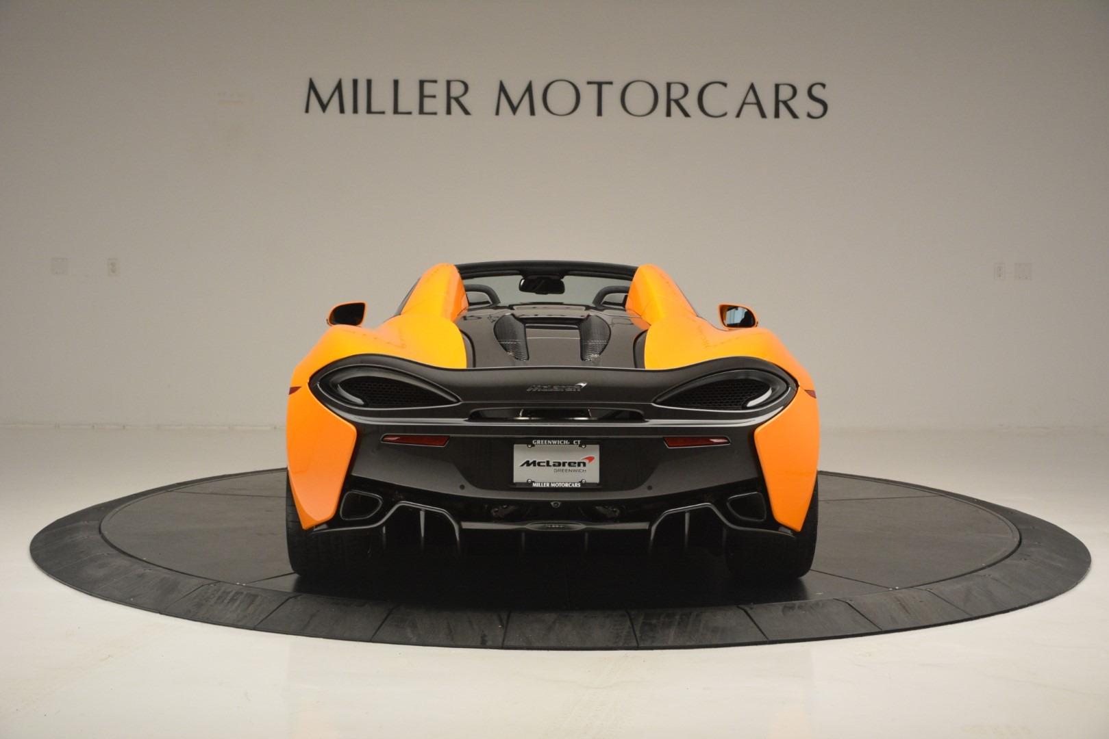 New 2019 McLaren 570S Convertible For Sale In Westport, CT 2728_p6