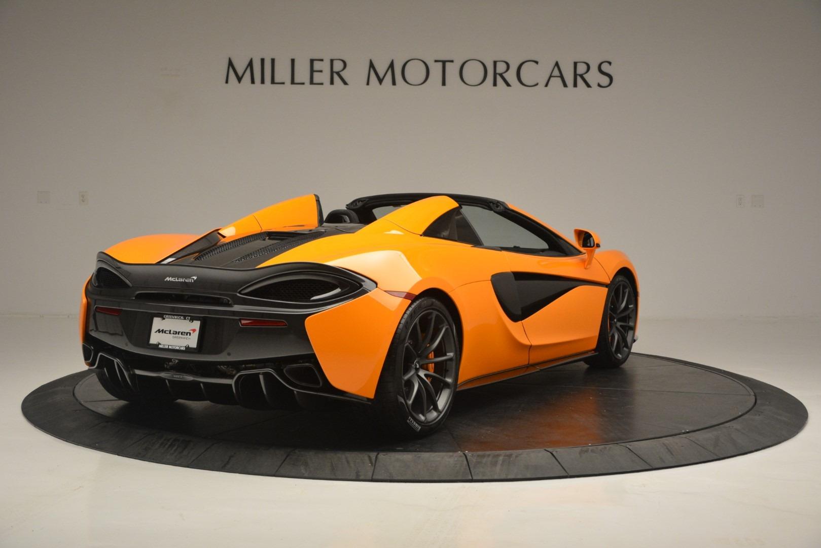 New 2019 McLaren 570S Convertible For Sale In Westport, CT 2728_p7