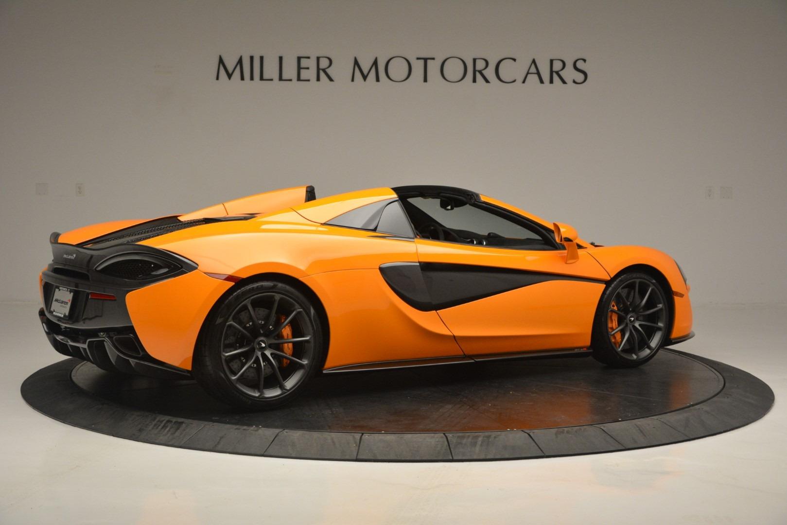 New 2019 McLaren 570S Convertible For Sale In Westport, CT 2728_p8
