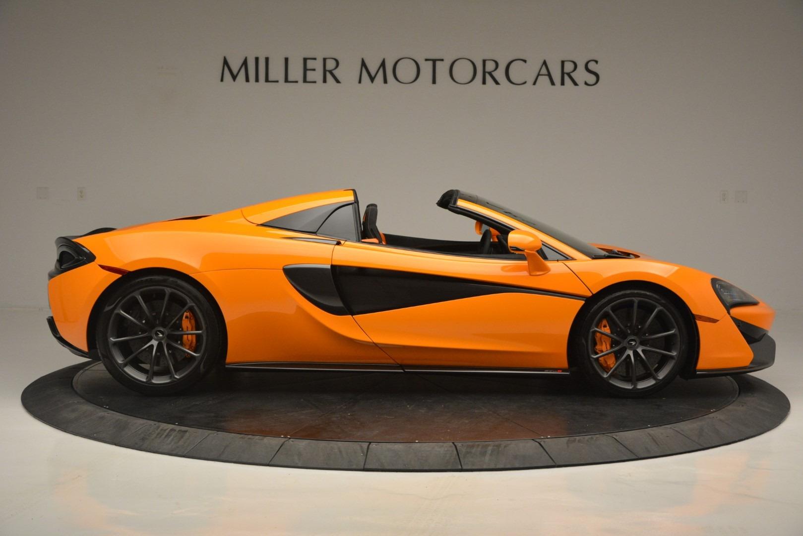New 2019 McLaren 570S Convertible For Sale In Westport, CT 2728_p9