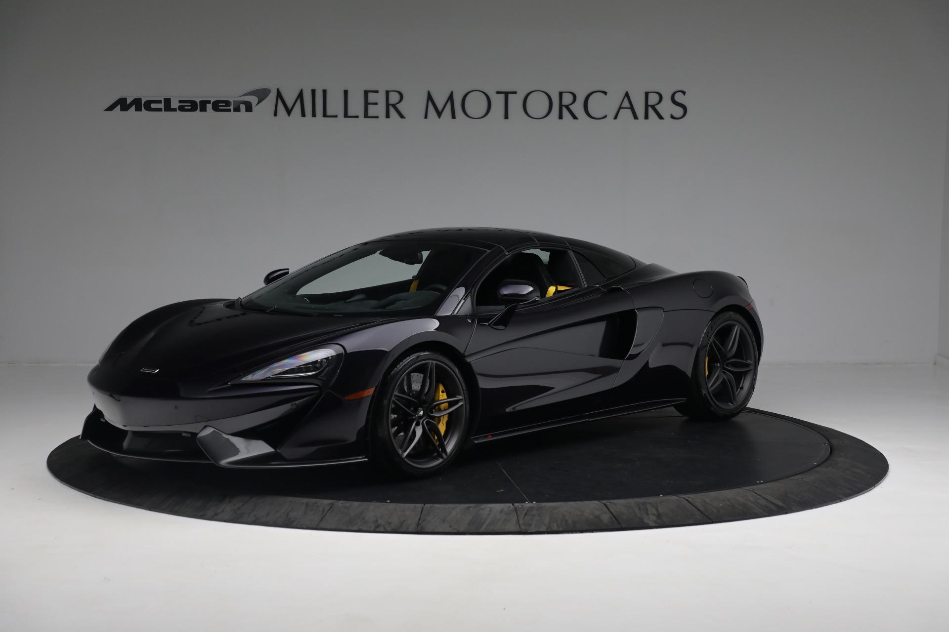New 2019 McLaren 570S Spider Convertible For Sale In Westport, CT 2729_p13